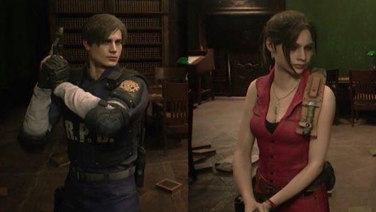 Resident Evil 2: un nuovo trailer dedicato ai costumi classici