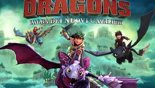 Dragons L'alba dei Nuovi Cavalieri annunciato da Outright Games