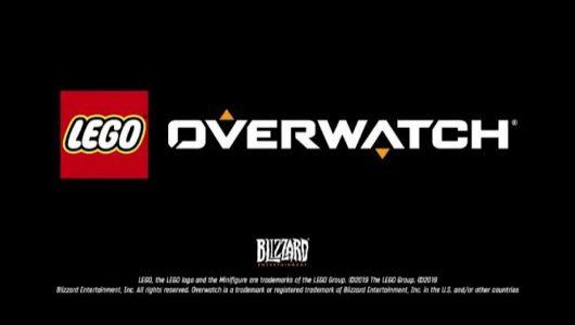 Overwatch avrà presto la sua linea di prodotti LEGO