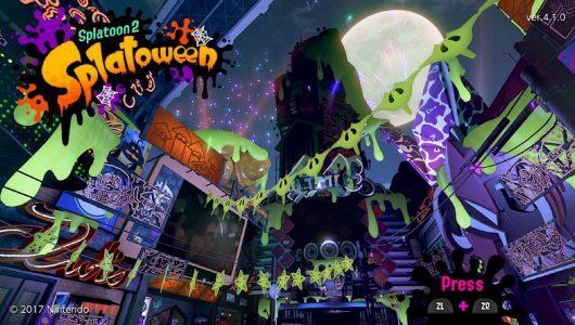 Splatoon 2: annunciato un nuovo Splatfest dedicato ad Halloween