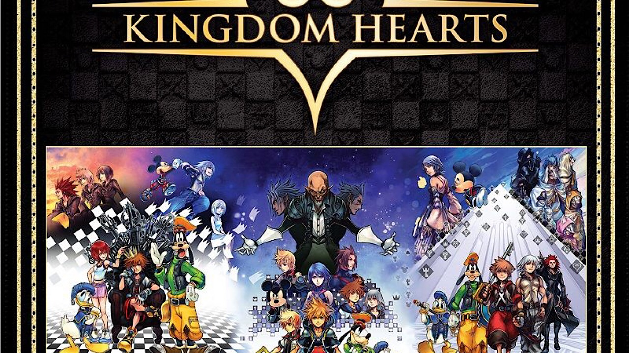 Kingdom Hearts The Story So Far annunciato per PS4