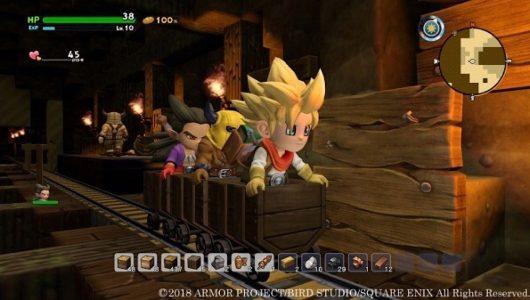 Dragon Quest Builders 2 sarà disponibile in occidente il prossimo anno