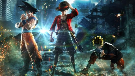 Jump Force Provato Anteprima PS4 PC Xbox One apertura