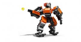 Lego Overwatch Bastion