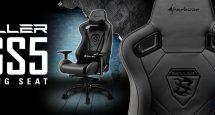 Sharkoon annuncia la sedia da gaming Skiller SGS5