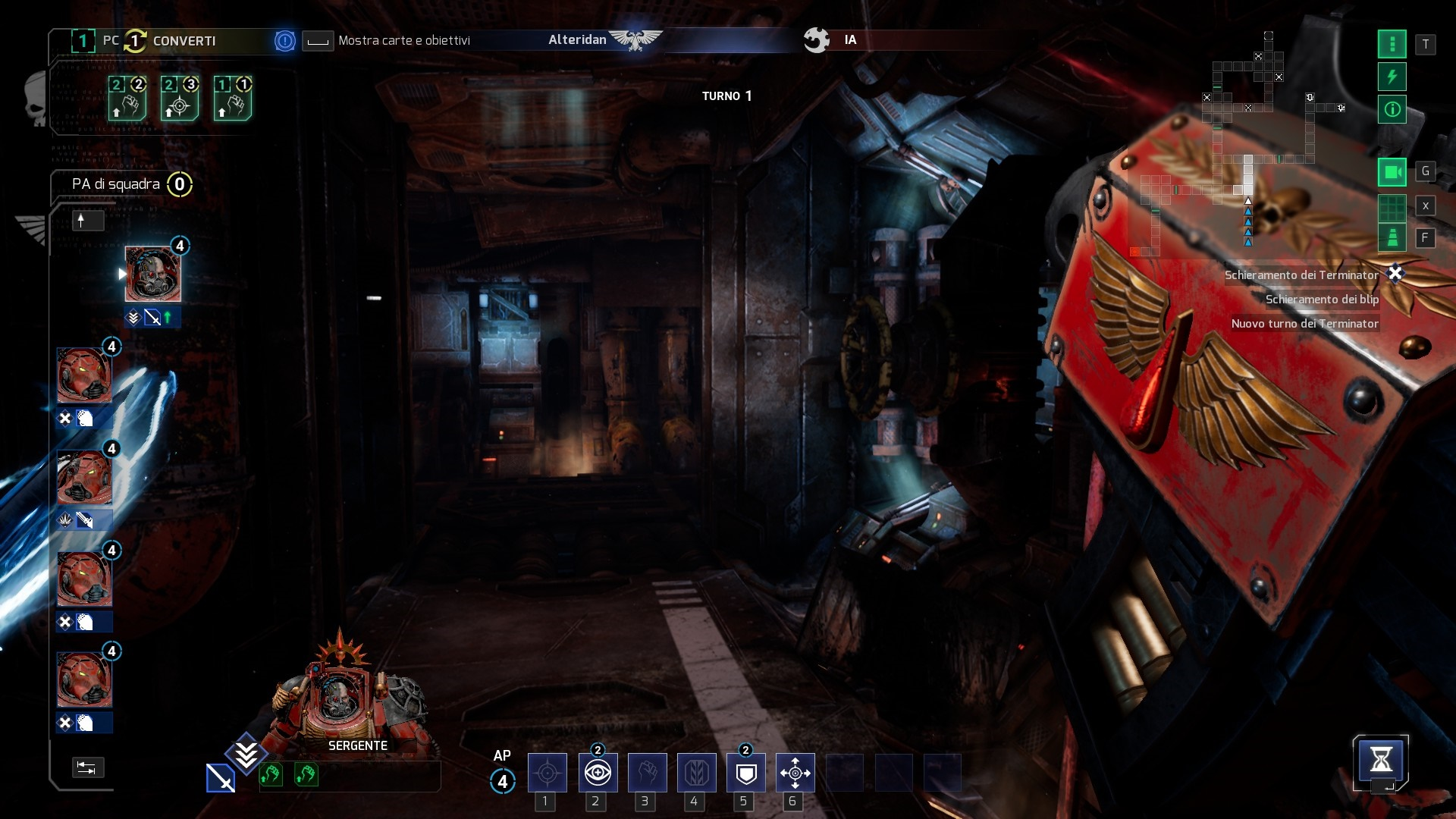 Space Hulk Tactics Recensione PC PS4 Xbox One | The Games Machine