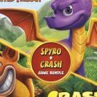 Spyro Crash Game Bundle