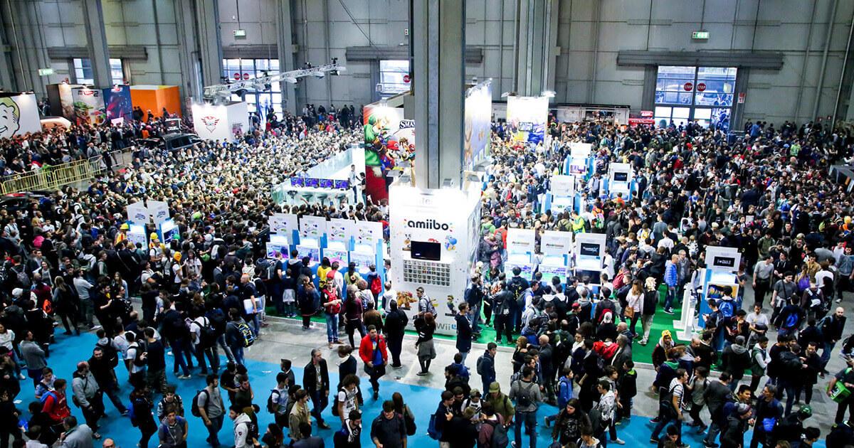 The Games Machine Milan Games Week 2018
