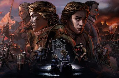 Thronebreaker The Witcher Tales Recensione PC PS4 Xbox One apertura