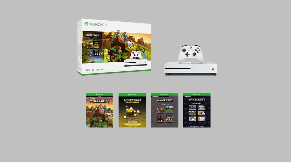 Xbox One Minecraft Creators Bundle