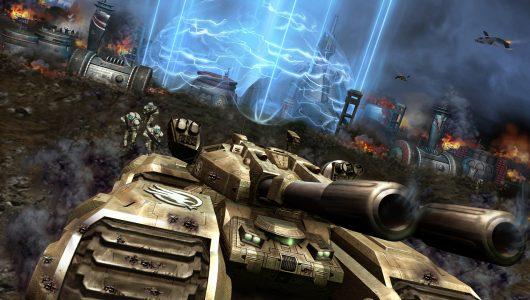 Command Conquer Petroglyph games
