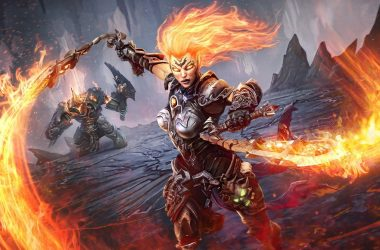 Darksiders III Recensione PC PS4 Xbox One apertura