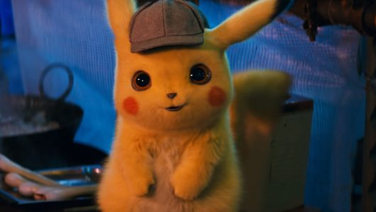 Detective Pikachu teaser trailer