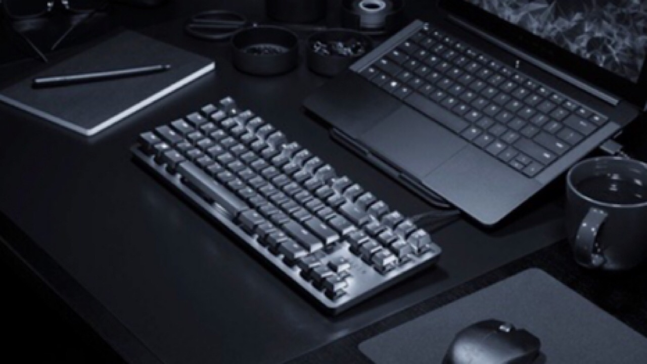 razer blackwidow lite tastiera