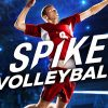 spike volleyball motion capture