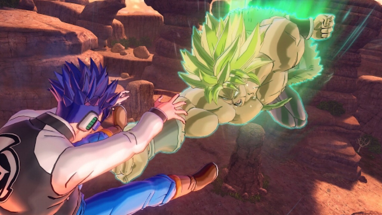 dragon ball xenoverse 2 extra pack 4 broly