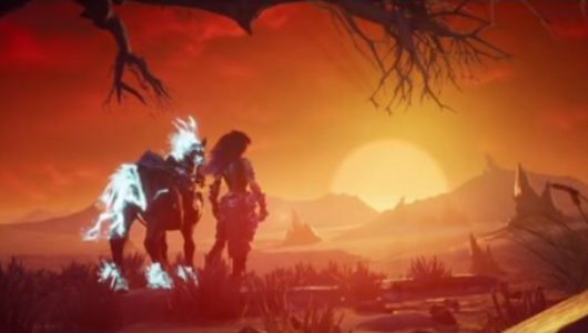 darksiders iii trailer horse with no name