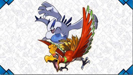 Ho-Oh e Lugia concludono la distribuzione di Pokémon Leggendari