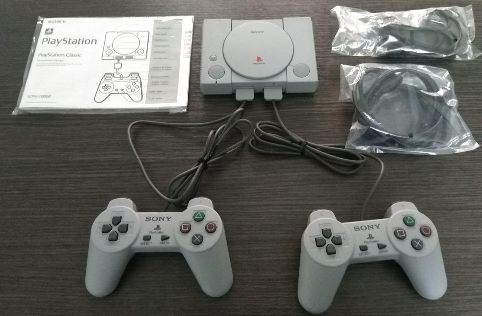 PlayStation Classic Immagine 01