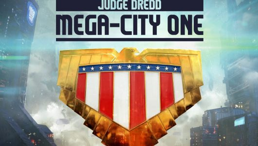 Rebellion studio cinematografico judge dredd