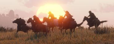 Red Dead Online Speciale PS4 Xbox One apertura