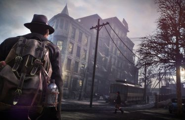 The Sinking City switch trailer