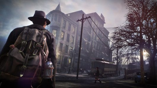 The Sinking City trailer animazioni