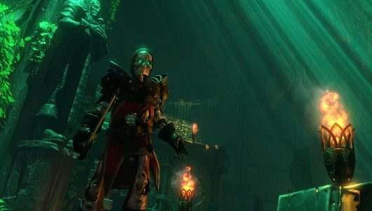 Underworld Ascendant Provato PC apertura