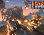 blazing chrome arcade annuncio