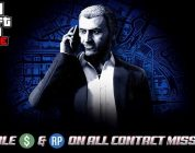 GTA Online: GTA$ e RP doppi per tutte le missioni dei contatti