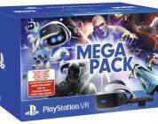 mega pack playstation vr sony