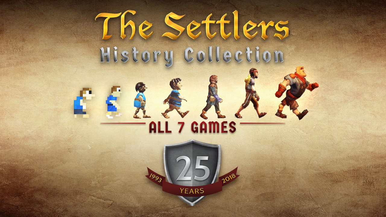 the settlers history collection ubisoft