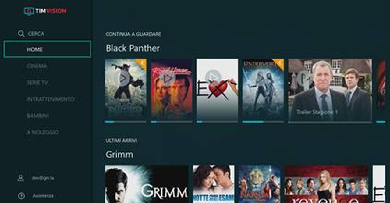 TIMVISION sbarca da oggi su Xbox One per tutti gli utenti