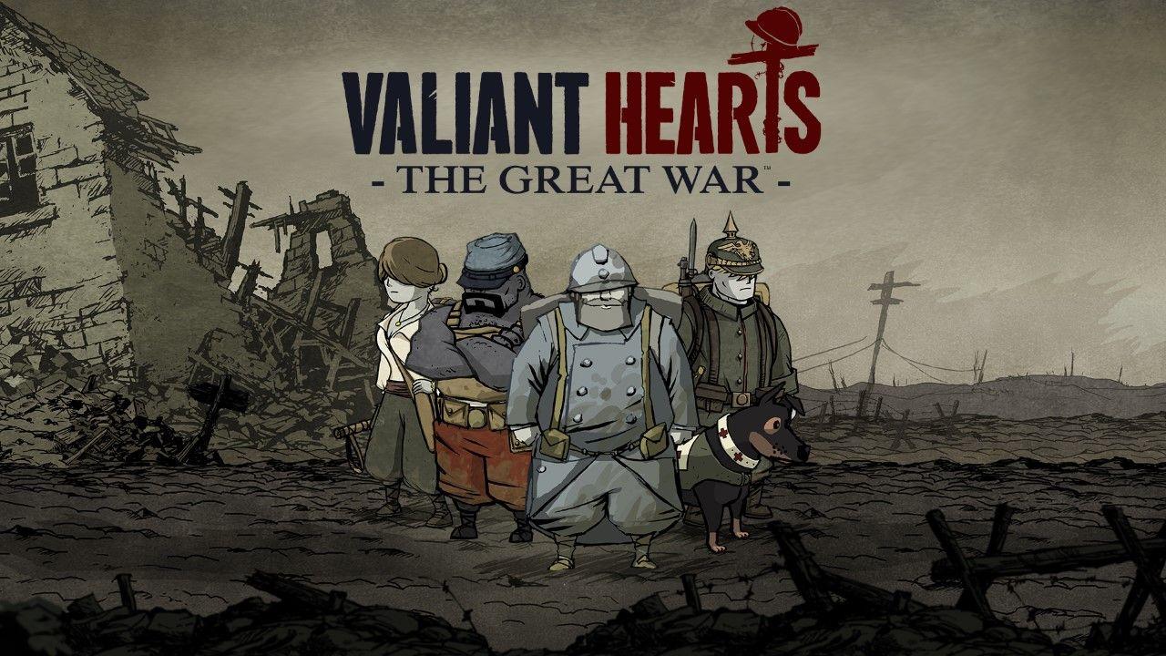 valiant hearts switch