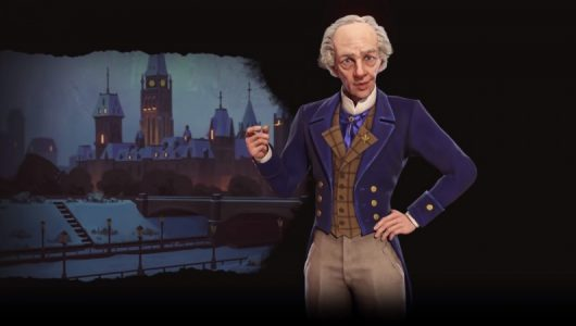 Civilization VI Gathering Storm Canada