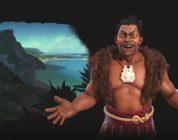 Civilization VI Gathering storm maori