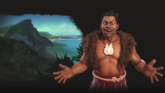 Civilization VI Gathering storm maori