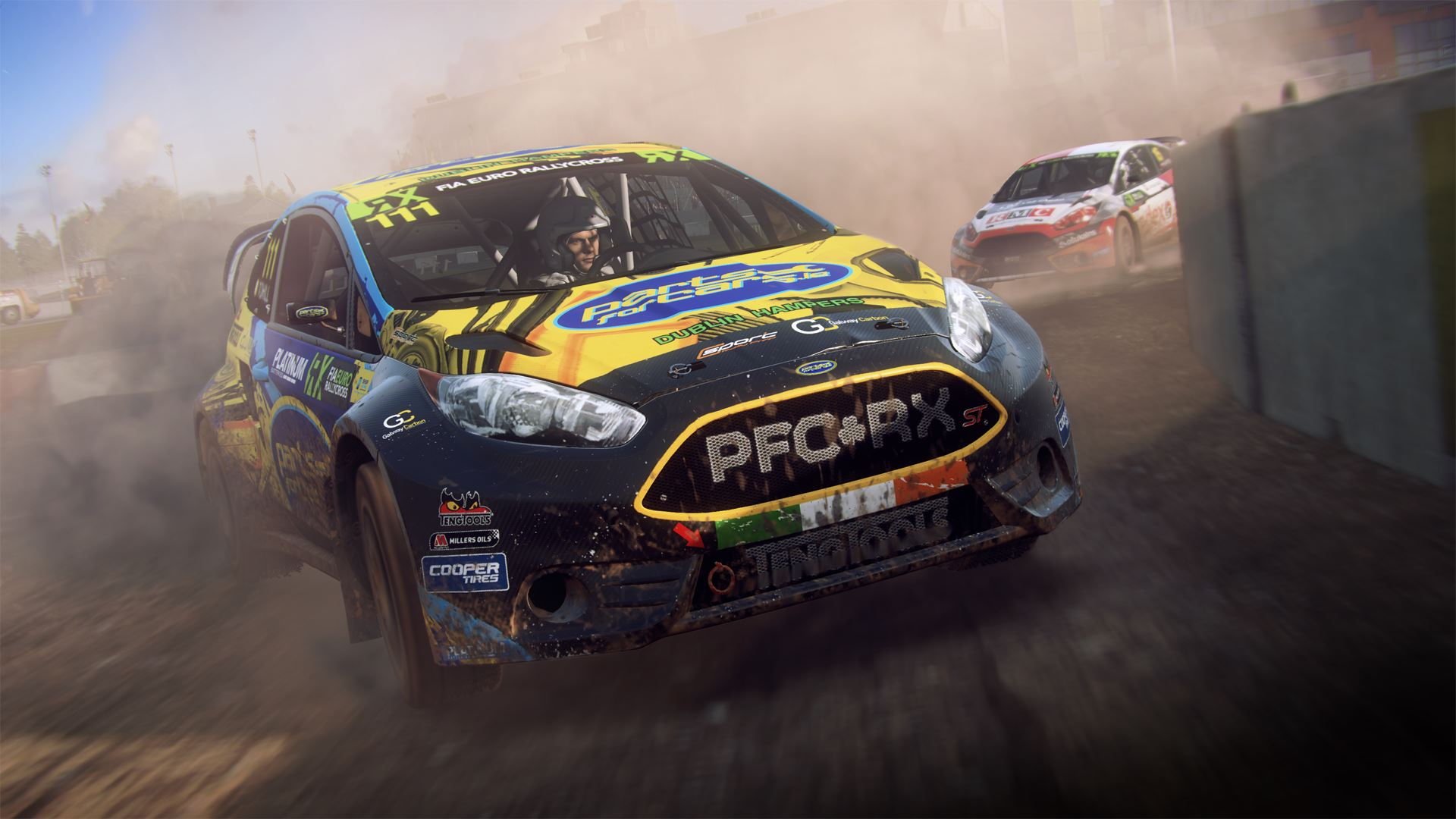 dirt rally 2 0 provato anteprima pc ps4 xbox one tgm. Black Bedroom Furniture Sets. Home Design Ideas
