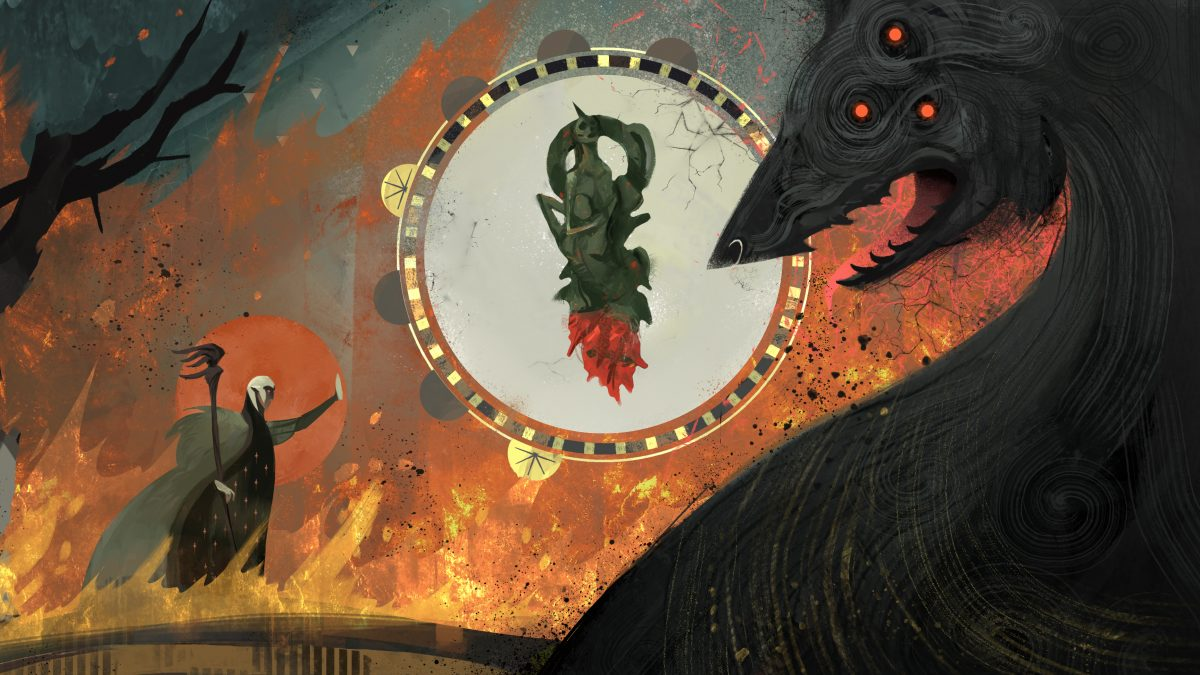 fernando melo Dragon Age 4 teaser trailer
