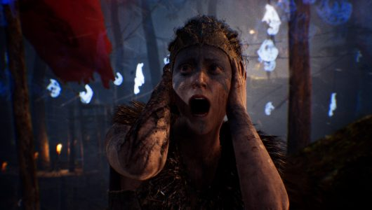 Hellblade Senua's Sacrifice Editoriale