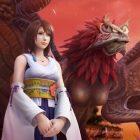 dissidia final fantasy nt yuna
