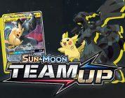 Pokémon sole luna gcc gioco di squadra