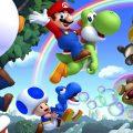 New Super Mario Bros U Deluxe Provato Anteprima switch apertura