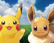 Pokémon Let's Go Pikachu Eevee Recensione Switch Apertura