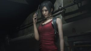 Resident Evil 2 demo remake