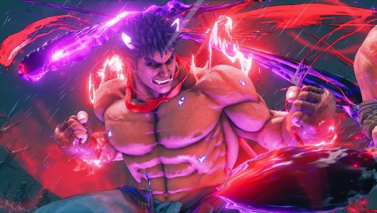 Street Fighter V Kage