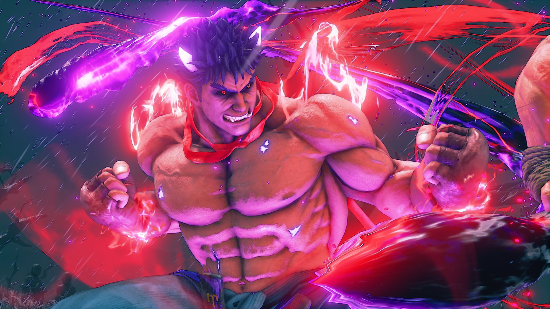 Street Fighter V champion edition switch