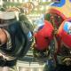 Street Fighter v pubblicità