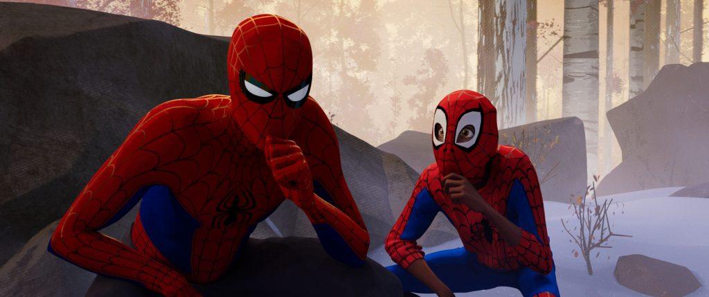 spider man un nuovo universo recensione