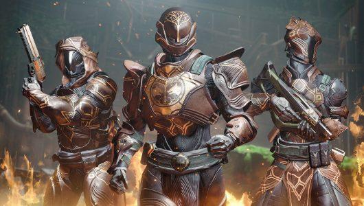 Destiny 2 stendardo ferro
